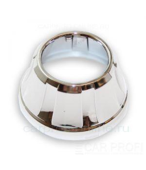 """Маска для би-линзы CarProfi TURBO 3.0"""" (Z139), комплект 2шт"""