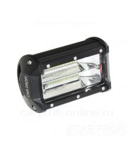 CarProfi LED Light bar CP-2R-72 Flood, светодиодная балка 72W, SMD 3030, ближний свет