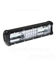 CarProfi LED Light bar CP-3R-162 Flood, светодиодная балка 162W, SMD 3030, ближний свет