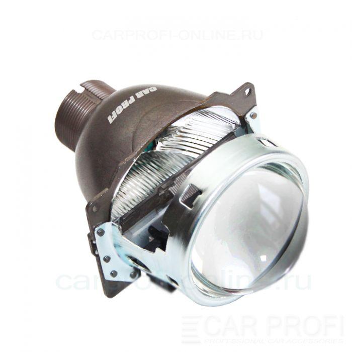 Би-ксеноновые линзы CarProfi Q5, D2S, 3.0 дюйма, комплект 2 шт. без масок