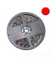 Светодиодная лента CarProfi SMD 5050 red, IP65, 60smd/m, влагозащищённая 12V (катушка 5м.)