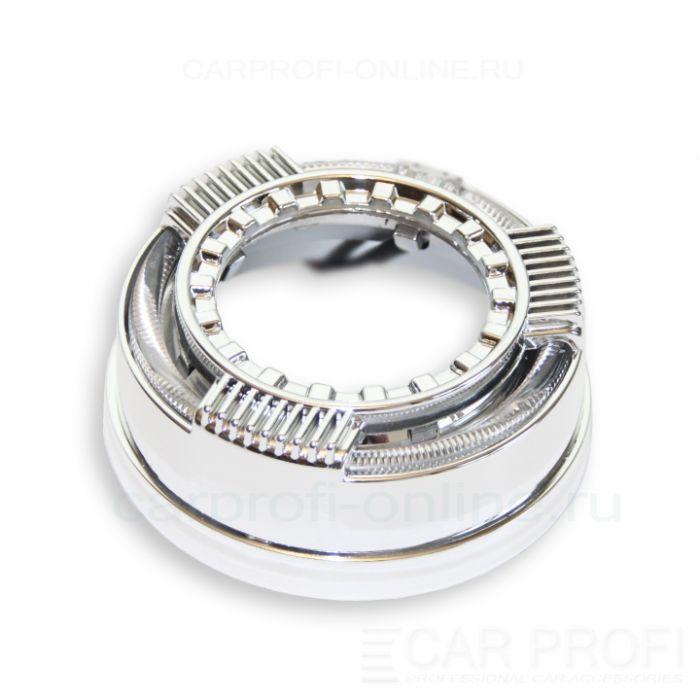 """Маска для би-линзы CarProfi TRIPLE 3.0"""" (Z146), АГ LED CREE, комплект 2шт"""