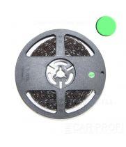 Светодиодная лента CarProfi SMD 3528 green, IP65, 60smd/m, влагозащищённая 12V (катушка 5м.)