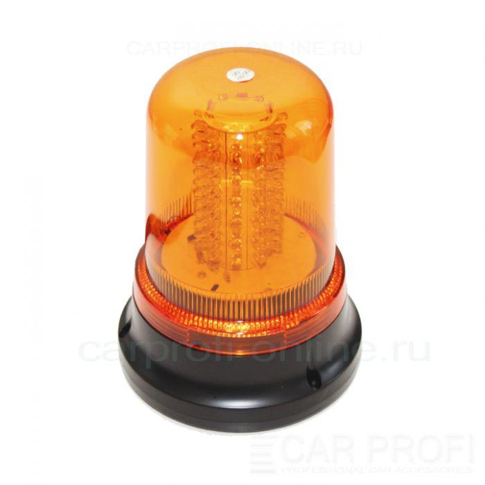 Маяк светодиодный CarProfi Revol Ving 2, желтый, LED (12V, магнитная база, два режима работы), 1шт