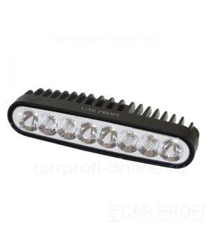 Светодиодная фара CarProfi CP-24 Combo, 24W, SMD 3030, комбинированный свет