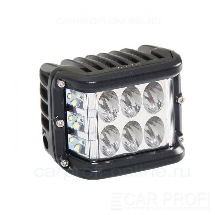 Светодиодная фара CarProfi CP-36 Spot C12, 36W, CREE, дальний свет