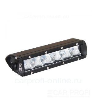 Светодиодная балка CarProfi CP-5W-SL-30 Flood NEW Slim light, 30W, CREE, ближний свет