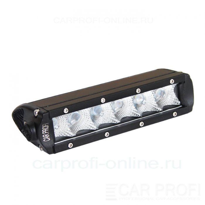 Светодиодная балка CarProfi CP-5W-SL-30 Flood NEW Slim light, 30W, CREE, ближний свет