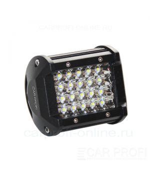 Светодиодная балка CarProfi CP-4R-72 Spot, 72W, SMD 3030, дальний свет