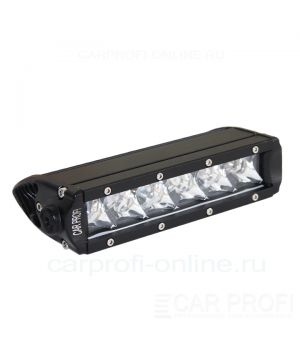 Светодиодная балка CarProfi CP-5W-SL-30 Spot NEW Slim light, 30W, CREE, дальний свет