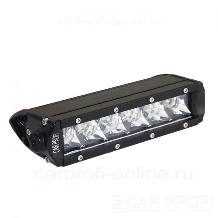 Светодиодная балка CarProfi CP-5W-SL-30 Spot NEW Slim light, 30W, CREE, дальний свет