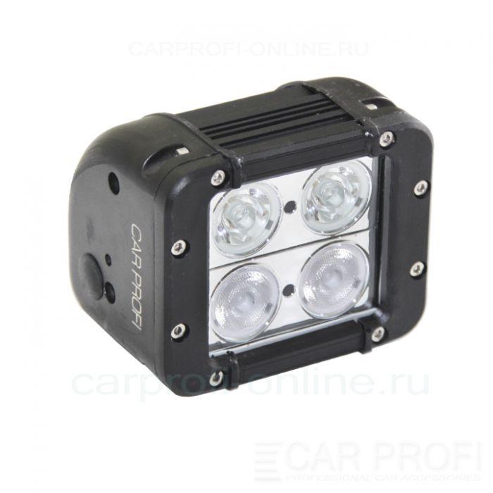 Светодиодная балка CarProfi CP-PS - 40 X2 Combo, 40W, CREE, ближний-дальний свет