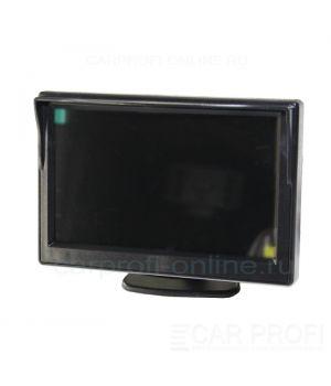 Монитор CarProfi HX-502 автомобильный, универсальный 5 дюймов
