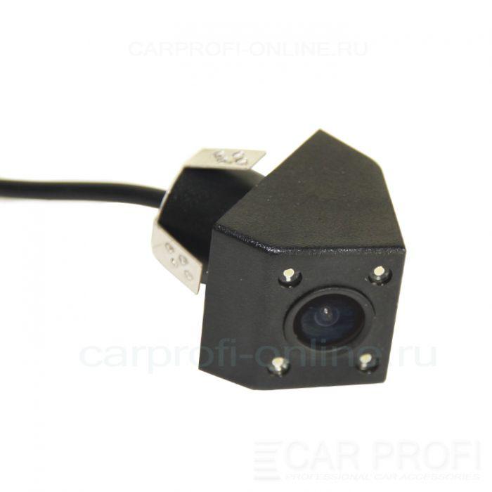 Камера заднего вида CarProfi Safety HX-685 HD LED (парковочные линии)