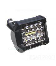 Светодиодная балка CarProfi CP-3R-60 Spot, 60W, SMD 3030, дальний свет