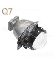 Би-ксеноновые линзы CarProfi Q7, D2S/D4S, 3.0 дюйма, комплект 2 шт. без масок