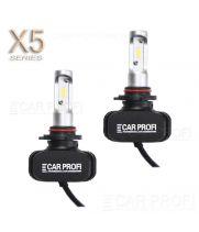 Светодиодные лампы CarProfi CP-X5 HB4 (9006) CSP new 6000Lm (комплект, 2шт)