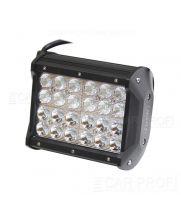 Светодиодная балка CarProfi CP-4R-2M-72 Combo, 72W, 5280Lm CREE, ближний-дальний свет (два режима работы)