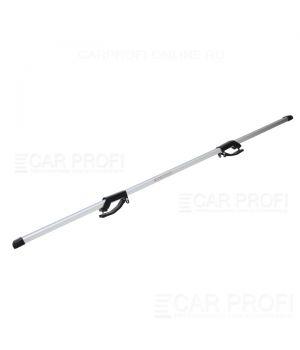 Кронштейн CarProfi CP-BRK-029 для крепления светодиодной балки на крышу, на штатный рейлинг (алюминий, усиленный)