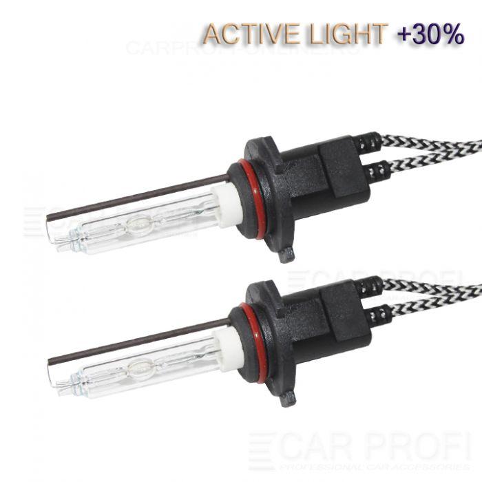Ксеноновая лампа CarProfi HB3 Active Light +30%, 5100k,  (AC, Керамика) 1 шт.