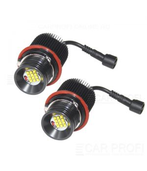 Светодиодные LED маркер для BMW CarProfi CP-BMW-E39-60W CAN BUS CREE 12LED
