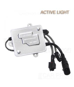 Блок розжига CarProfi Active Light slim +30%, AC, 35W, (9-16V)