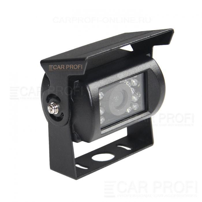 Камера заднего вида CarProfi HX-G01 HD для грузовых автомобилей (ИК подсветка)