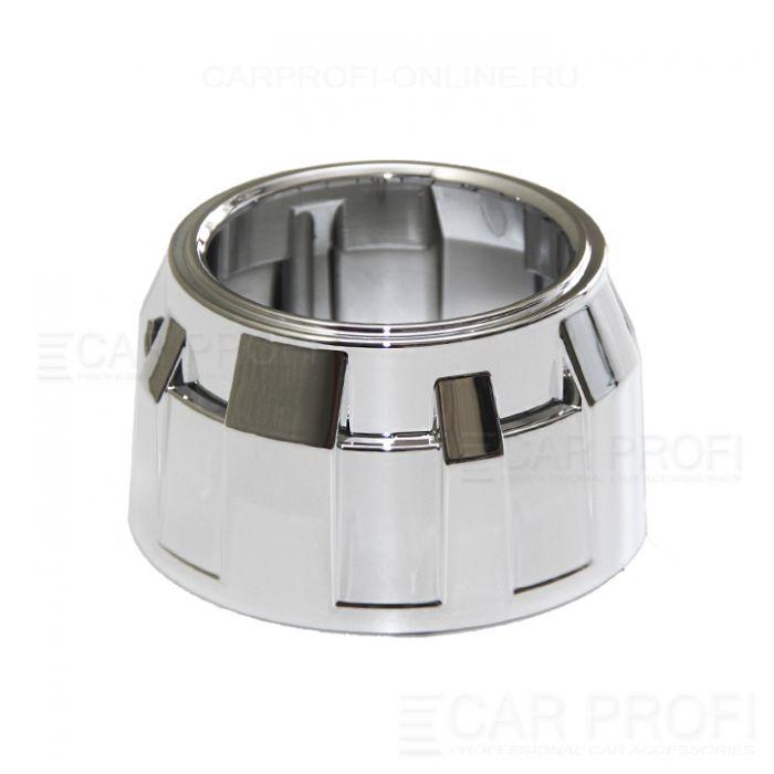 """Маска для би-линзы CarProfi CLASSIC 2.5"""" (Z260), комплект 2шт"""