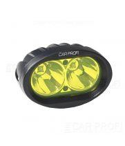 Светодиодная фара CarProfi CP-GDN-20 Spot, 20W, CREE, желтое свечение