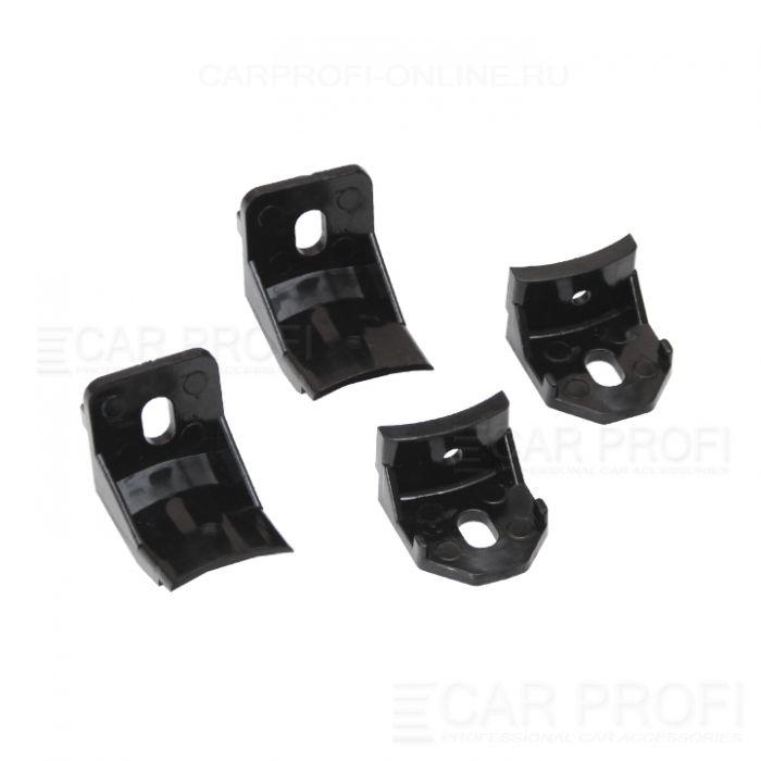 Рамка CarProfi FOG-03 для установки светодиодных линз 3.0 дюйма в ПТФ  (к-т 2 шт.)