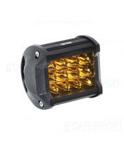 Светодиодная балка CarProfi CP-3R-GDN-36 Spot Yellow, 36W, SMD 3030, дальний свет, желтое свечение