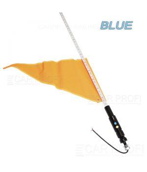 Светодиодный LED ФлагШток 5FT CarProfi CP-LX401 BLUE, 156 LED SMD 5050  (синее свечение)
