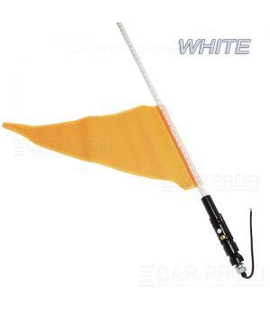 Светодиодный LED ФлагШток 5FT CarProfi CP-LX401 WHITE, 156 LED SMD 5050  (белое свечение)