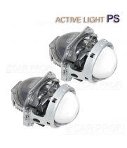 Светодиодные би-линзы CarProfi Bi LED Lens PS Active light 3.0 дюйма, GPI, 5100k (к-т 2 шт.)
