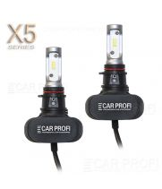 Светодиодные лампы CarProfi CP-X5 PSX26 CSP new 6000Lm (комплект, 2шт)