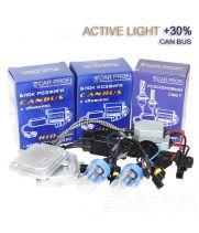 Комплект ксенона CarProfi CAB BUS Active Light Ceramic slim +30% A10 EMC, 5100k, АС, 35W, (9-16V) с обманкой