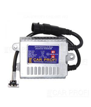 Блок розжига CarProfi Slim для ламп D3S, D3R, AC 35W (9-16V)