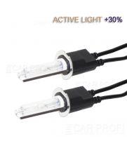 Ксеноновая лампа CarProfi H3 Active Light +30%, 5100k,  (AC, Керамика) 1 шт.