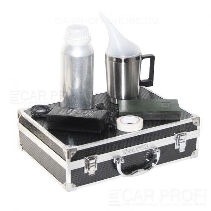 Набор CarProfi для бесконтактной химической полировки фар автомобиля