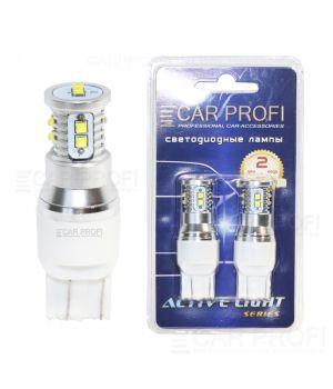 Светодиодная лампа CarProfi T20 (7443) 50W CREE XBD Active Light series, 12V, 800lm (блистер 2 шт.)