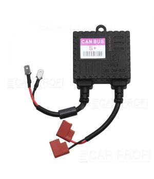 Обманки CarProfi CP-S+ SUPER CAN BUS H7 для установки LED ламп в головной свет и ПТФ (к-т 2шт)