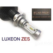 Новинка 2017 года, светодиодные лампы CarProfi G7 LUXEON ZES 4000Lm