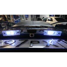 Установка камеры заднего вида CarProfi Safety HX-980 HD на Chevrolet Cruze