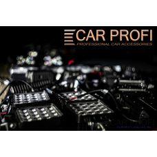 Сравнительные тесты светодиодных фар CarProfi от проекта fonarevka.ru