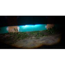 Установка светодиодных би-линз CarProfi Bi-LED2, в KIA Rio + покраска масок и фар
